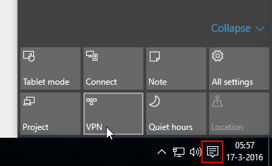 Windows 10 Verbinden Met Vpn Veiligvpn
